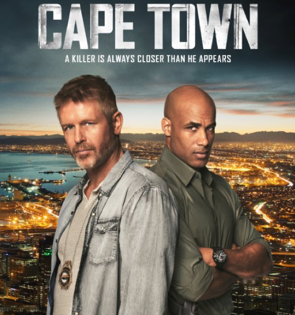 "Kodjoe and Pienaar for new series ""Cape Town"""